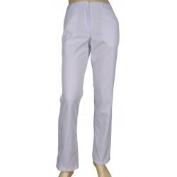 Spodnie długie IZA na guzik elanobawełna