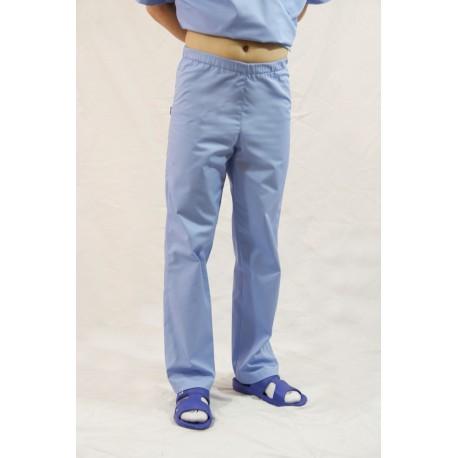 Spodnie męskie OLAF na gumie kolor elanobawełna